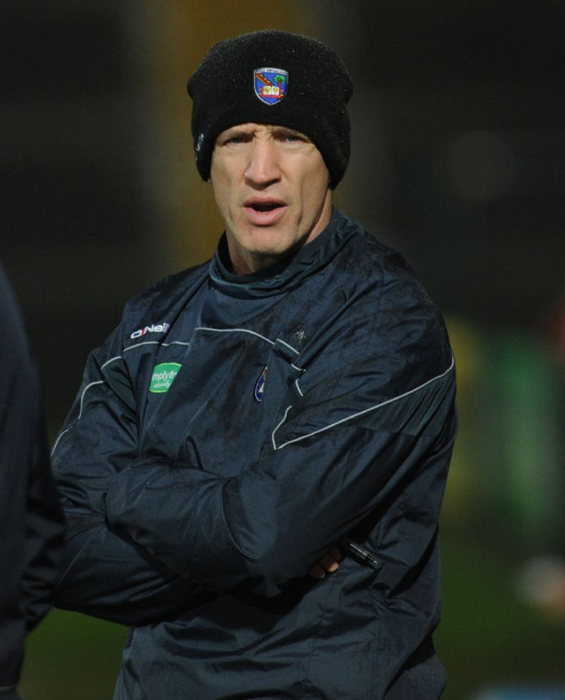 Donegal will provide tougher test - McGeeney