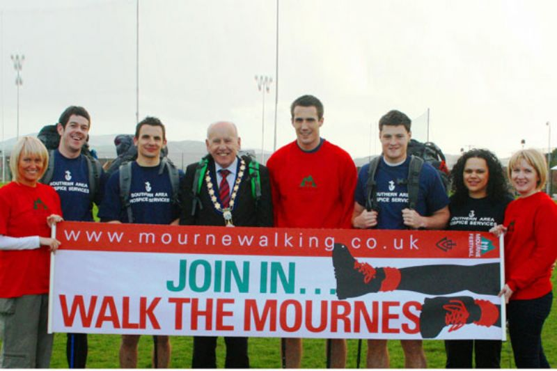 Come on Down to the Mournes