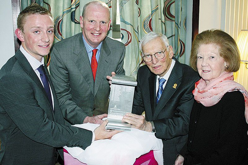 Tributes to United States ambassador with Newry links