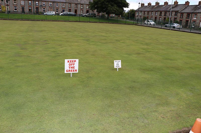 'Brook bowlers call for Council action over 'unplayable' green