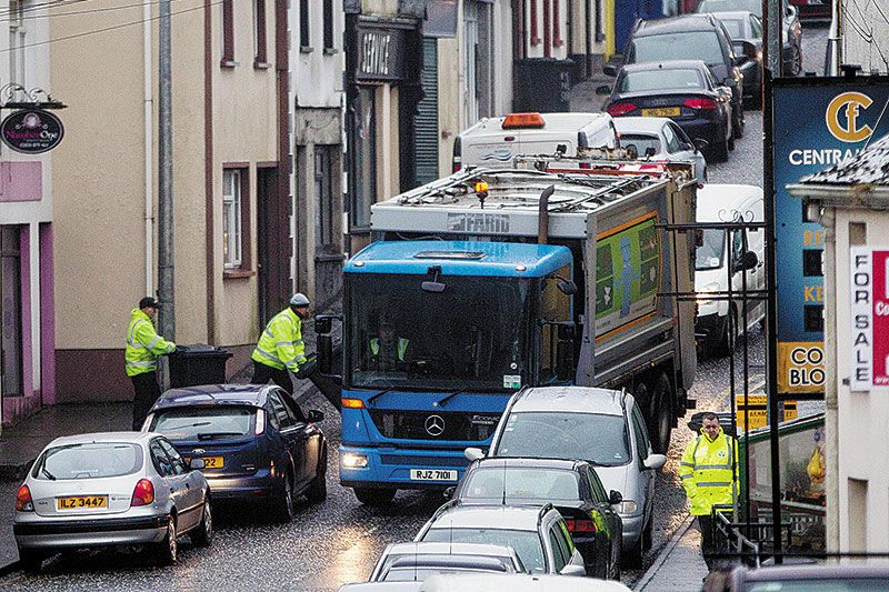 NMDCC to monitor Newtown refuse collection following attack over bins