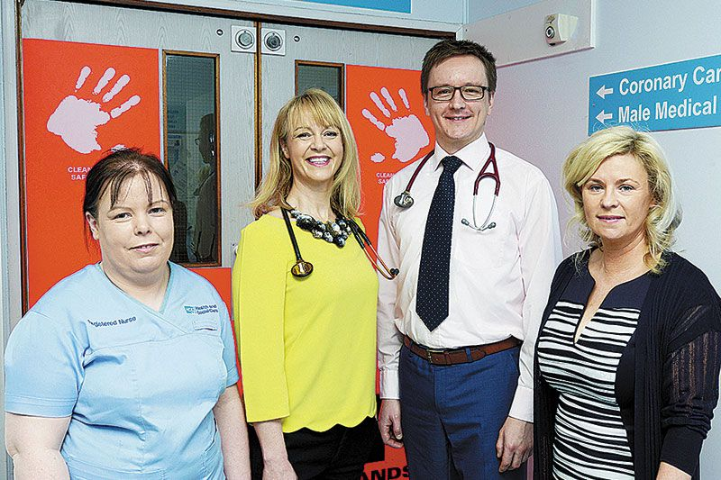 New cardiology consultants for Daisy Hill