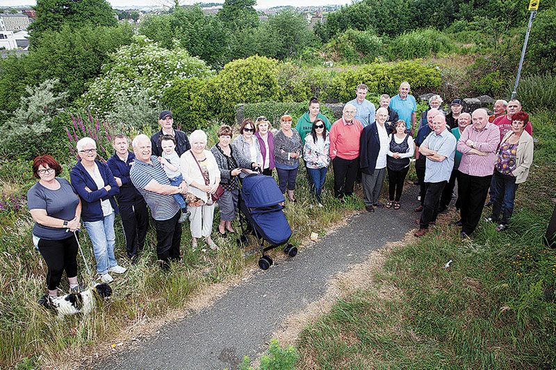 Residents say they have let down as Lindsay's Hill appeal approved