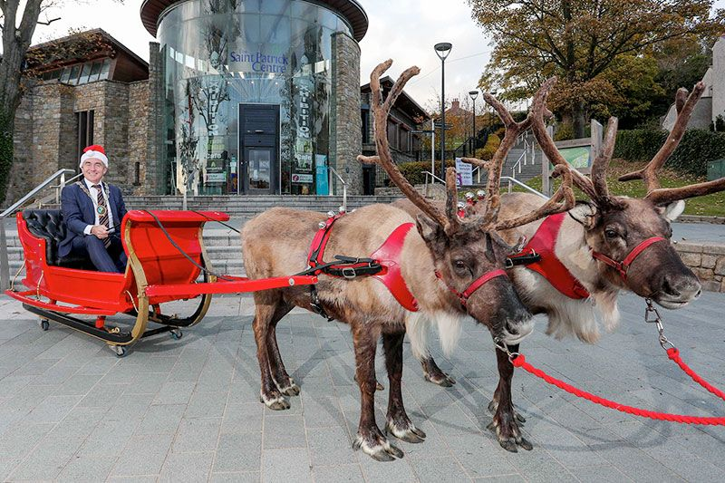 Christmas Switch-on events – Newry and Downpatrick