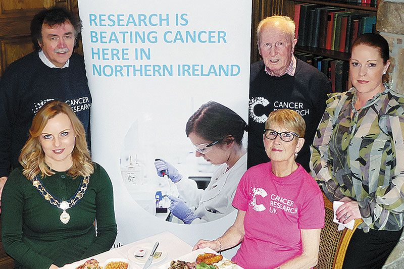 Newry Cancer Research Annual Big Breakfast