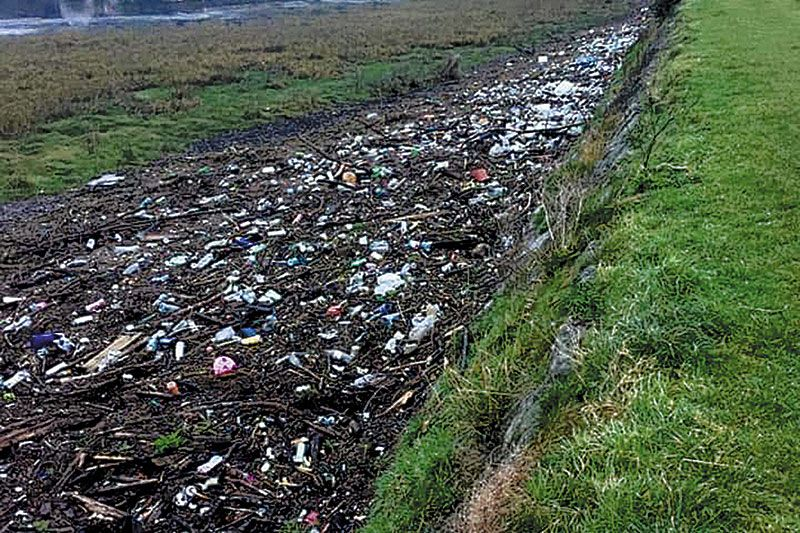 LOVE YOUR LOUGH RAMPART CLEAN-UP