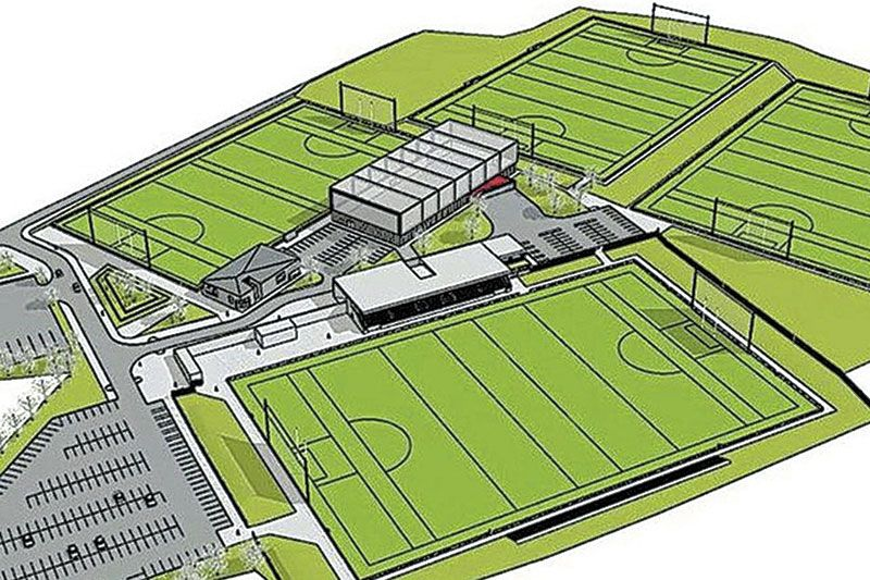 Approval is recommended for Down GAA centre plans