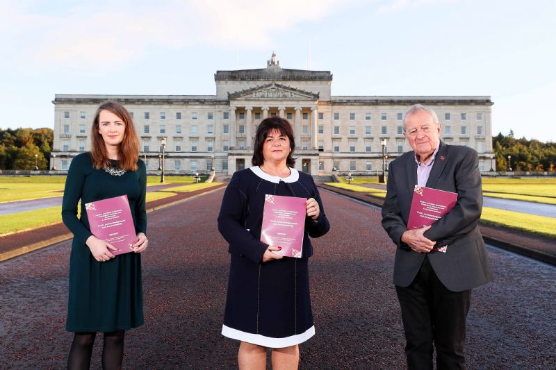 Stormont mother and baby homes report outlines recommendations