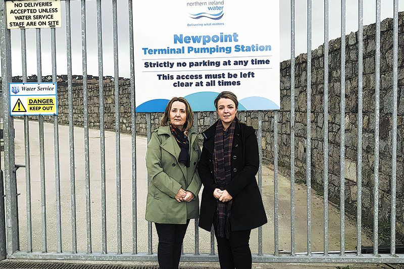 Newry sewer network nearly at breaking point