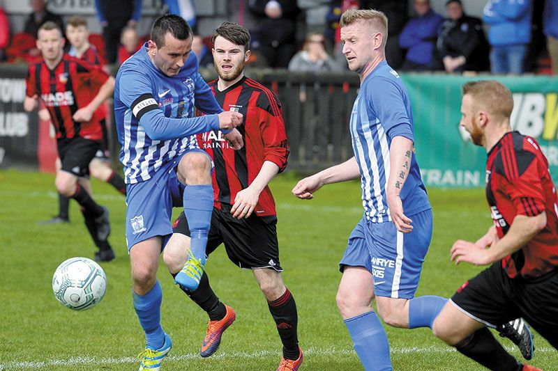 Dominant City close gap with convincing win