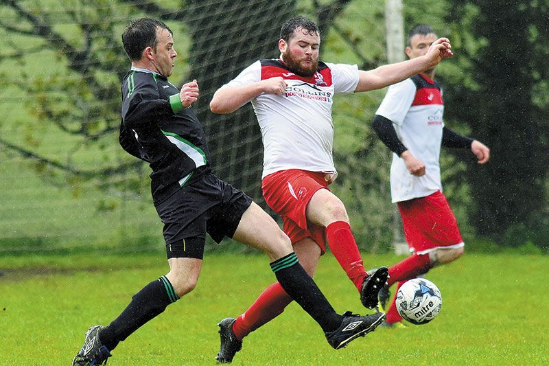 Kilkeel Athletic come from behind to stay in the hunt
