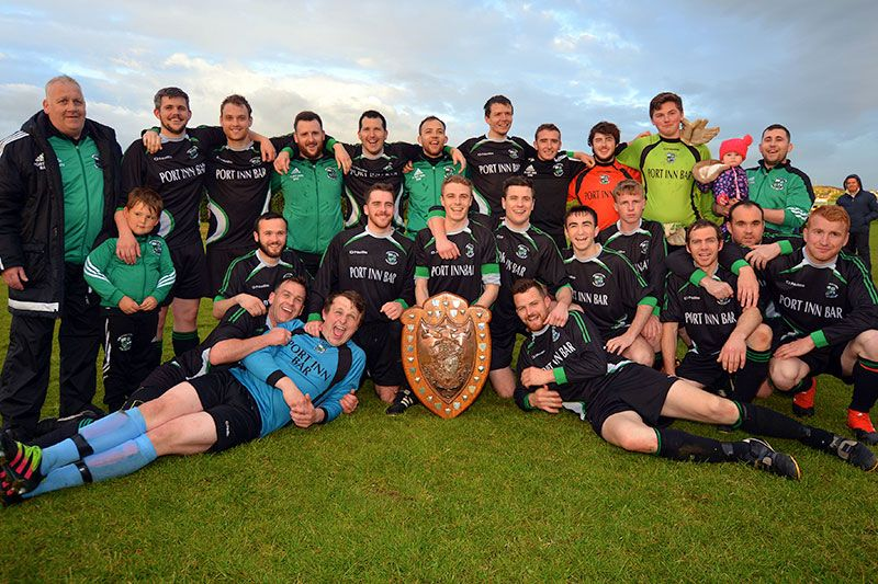 Classy Kilkeel take title with five