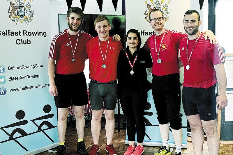 Newry win at Belfast Regatta