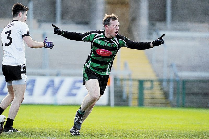 Killeavy ease into the semis