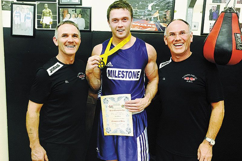 Double delight for Rathfriland Boxing Club
