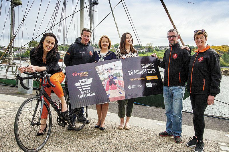 Entries open for 2018 Newry Tri