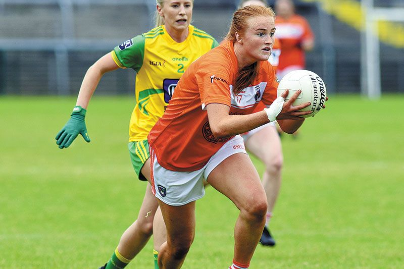 Donegal crushes Orchard