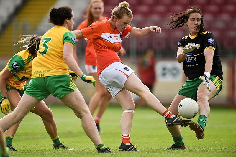 Armagh fall short