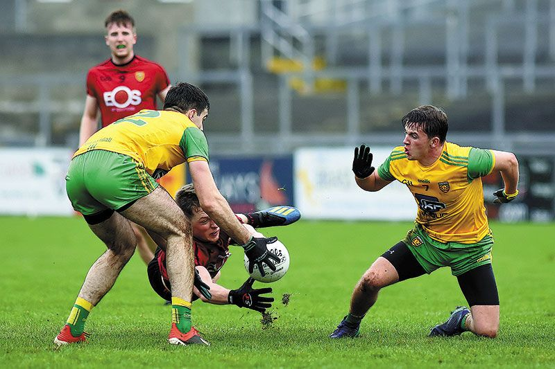 Tally builds for future after Donegal defeat