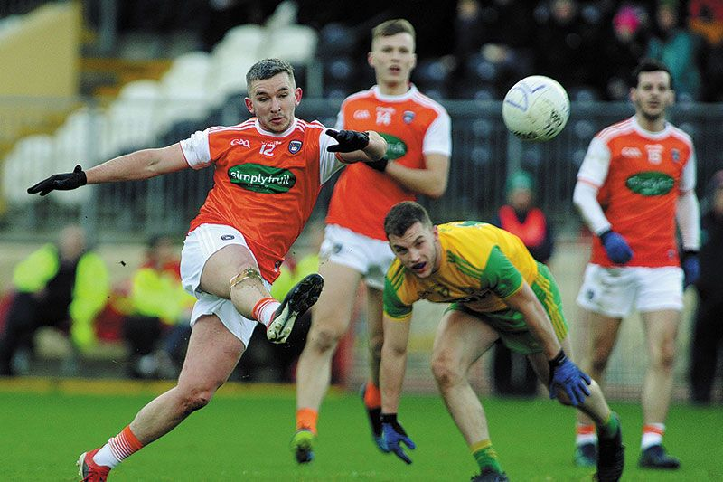 Orchard ripe for Tyrone as final awaits