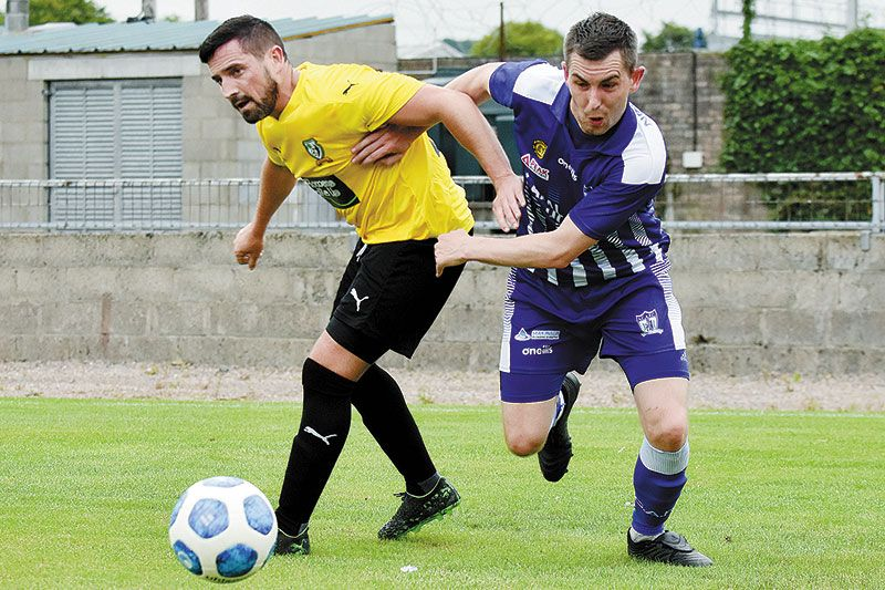 Newry City win as McCabe departs